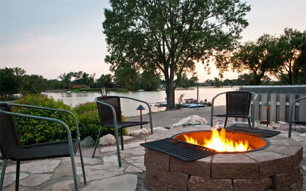 20 Fire Pit Designs For Your Gardens U0026 Patio